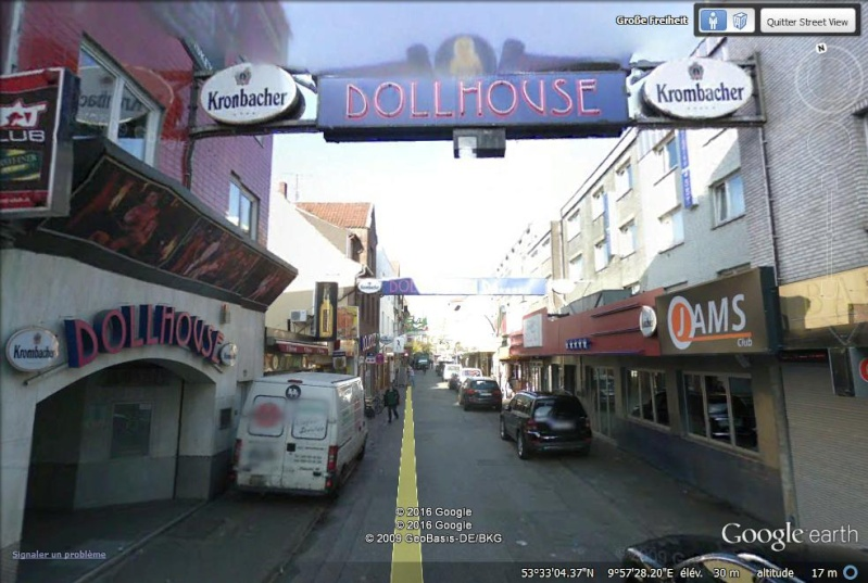 Reeperbahn, Hambourg, Allemagne Dollho10