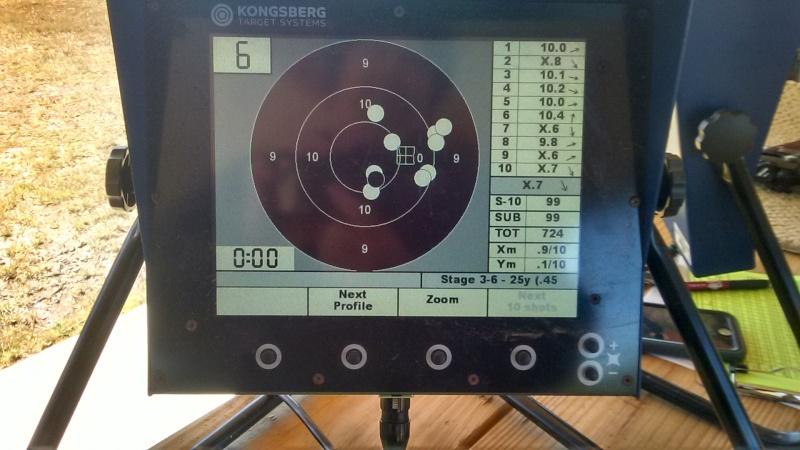Electronic Targets for Pistol at CMP Range  Img_2022