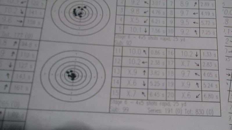 Electronic Targets for Pistol at CMP Range  Img_2023