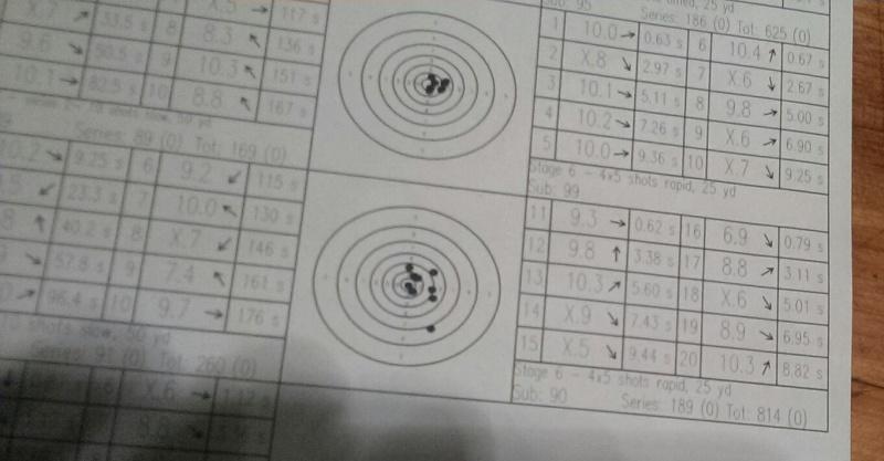 Electronic Targets for Pistol at CMP Range  Img_2026