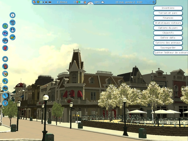Recreation de Disneyland Paris (creation+importation) Shot0118