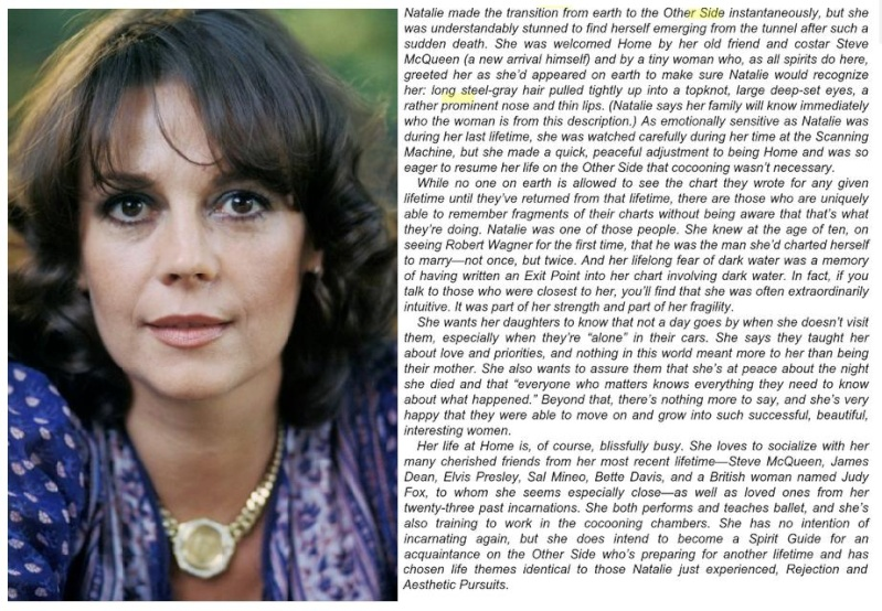 Natalie Wood Had A Purpose - To Bring Millions Out Of Darkness Silvia10