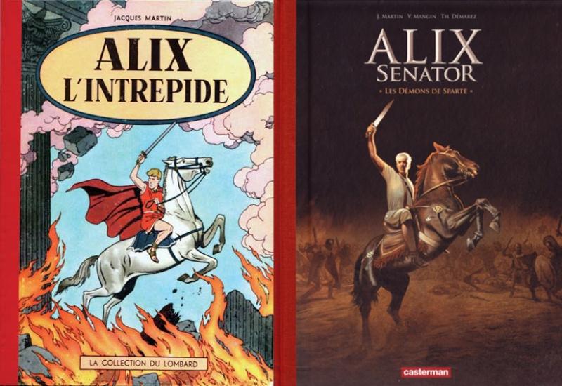 Les Démons de Sparte (Alix Senator 4) - Page 3 Alixli11