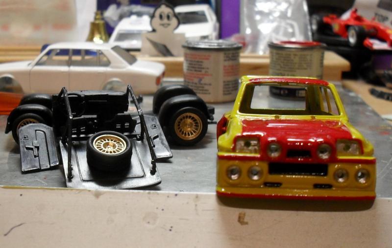 L'Atelier Sport Auto du kit et  transkit  Maxi310
