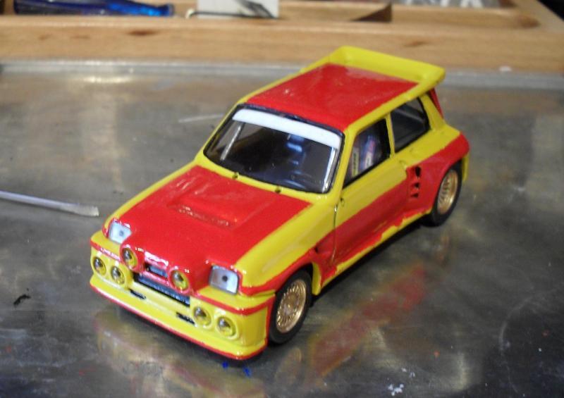 L'Atelier Sport Auto du kit et  transkit  Maxi611