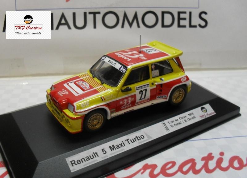 L'Atelier Sport Auto du kit et  transkit  R5auri10