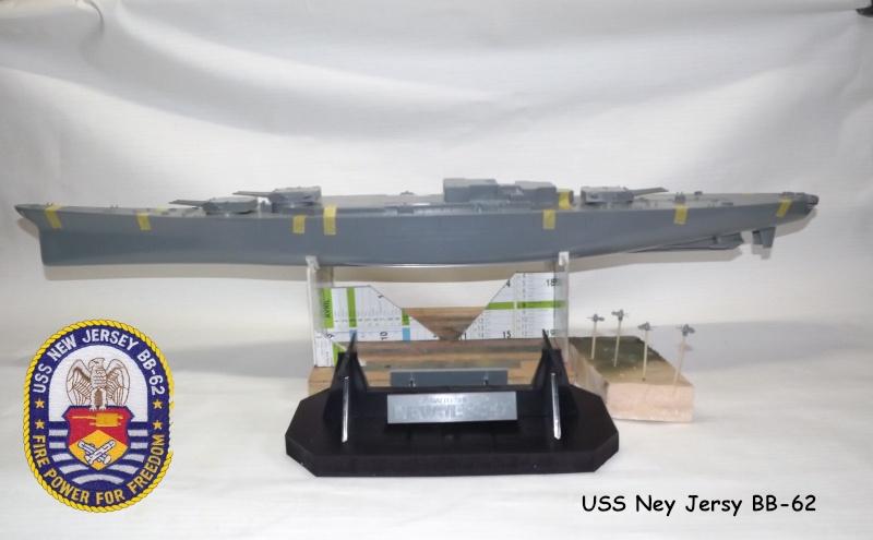 USS Missouri 44/45 1/350 tamiya  Dscf1810