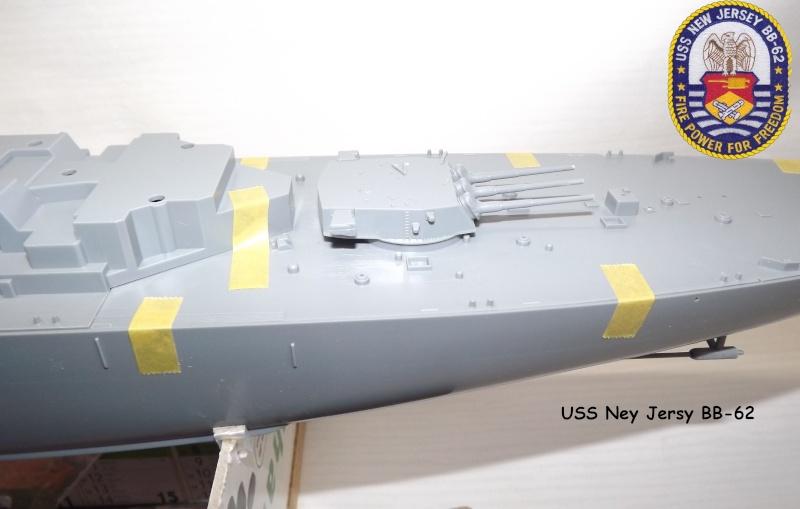 USS Missouri 44/45 1/350 tamiya  Dscf1812