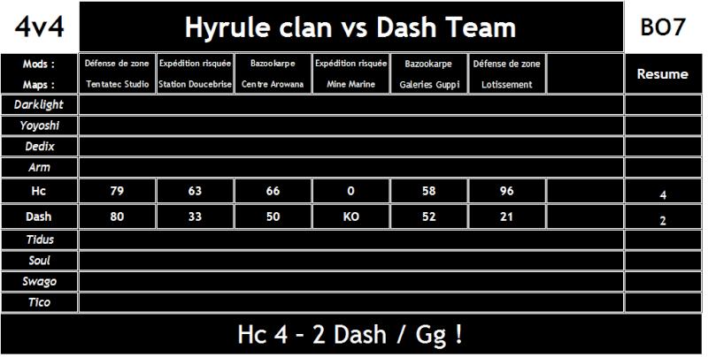 Hyrule Clan vs Dash Team (#49) Hc_vs_14
