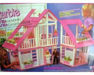 cerco casa di barbie 44215611