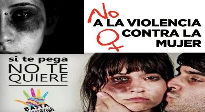 No a la violencia a la mujer