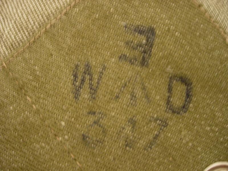 Identification date vêtement armée anglaise Dscn4711