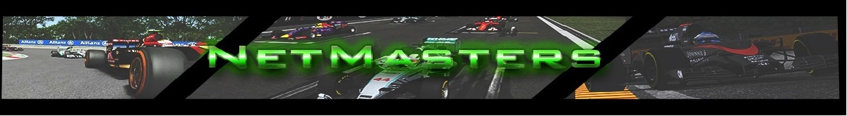 Net Masters rFactor League