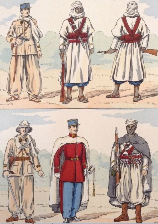 Tirailleurs algériens Saroue11