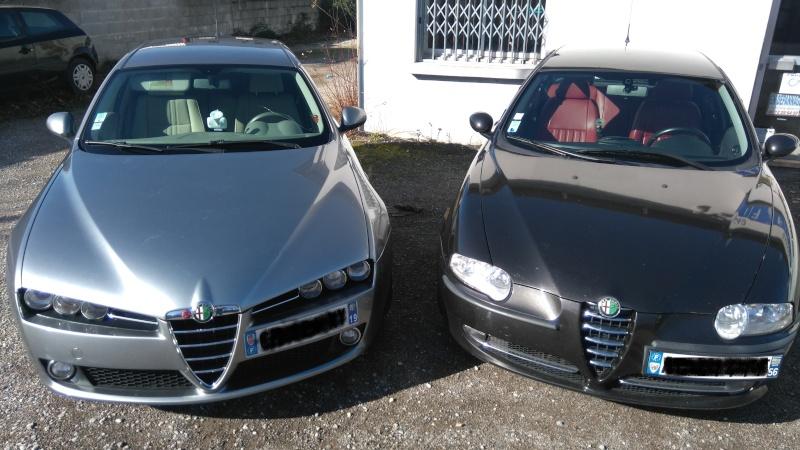 nouveau        Alfa 159 sw 1.9 jtdm 150cv 2410
