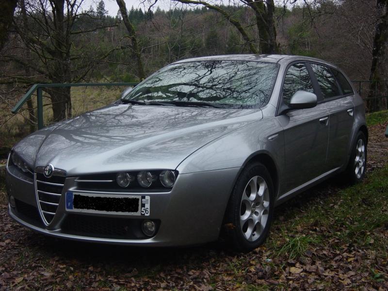 nouveau        Alfa 159 sw 1.9 jtdm 150cv Dsc00010