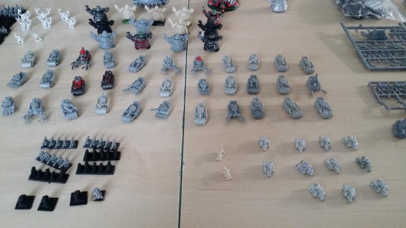 [A VENDRE] Grosse armée Orks 20160314
