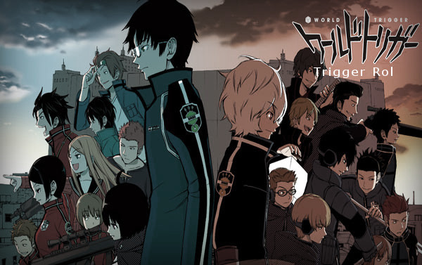 Foro World Trigger