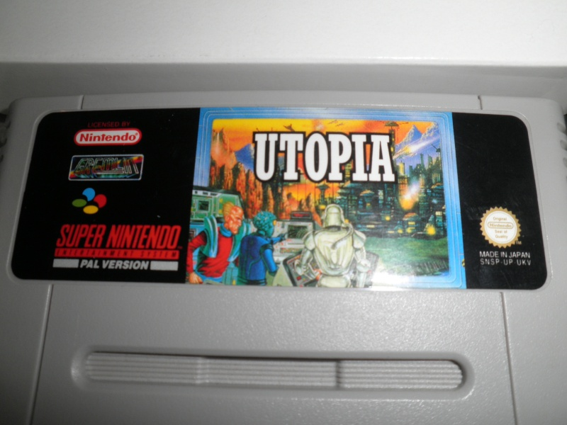 Utopia sur Super Nintendo - possible contrefaçon?  P3040015