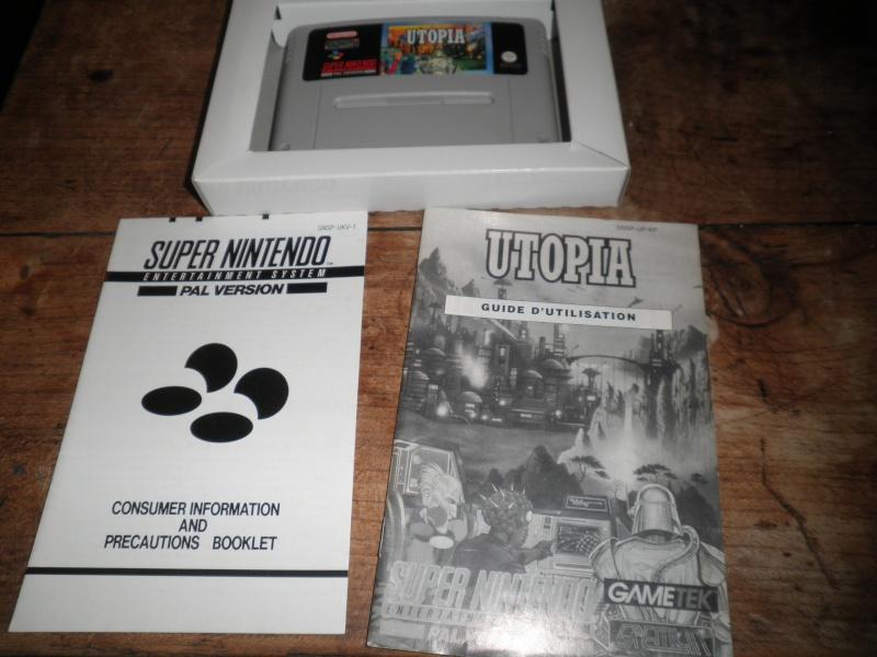 Utopia sur Super Nintendo - possible contrefaçon?  P3040017