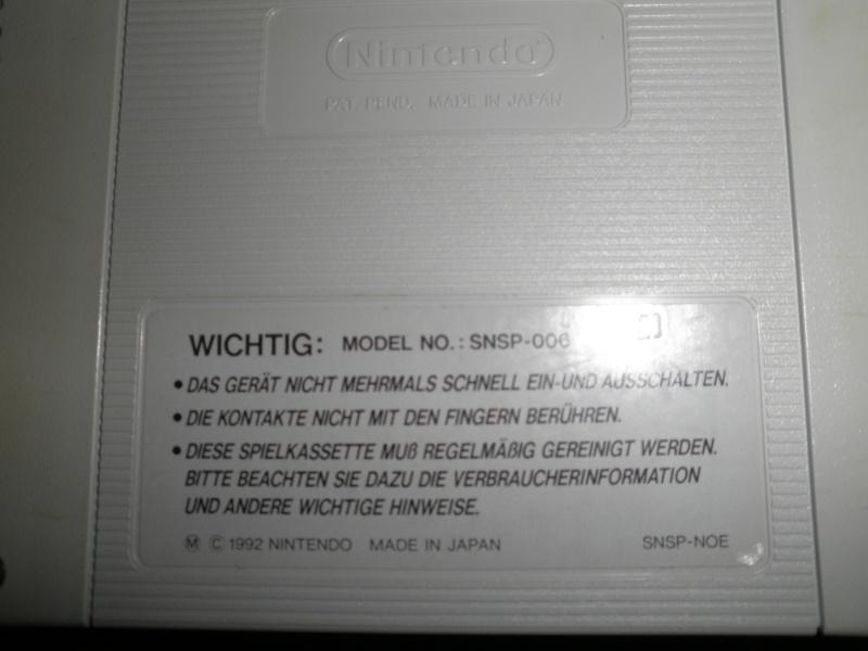 Equinox sur Super Nintendo - Version FRG ou NOE ??? P3090011