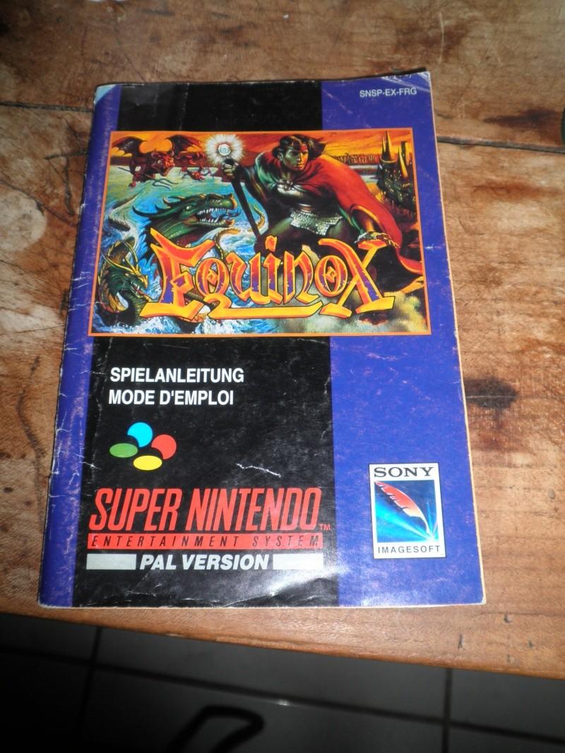 Equinox sur Super Nintendo - Version FRG ou NOE ??? P3090012