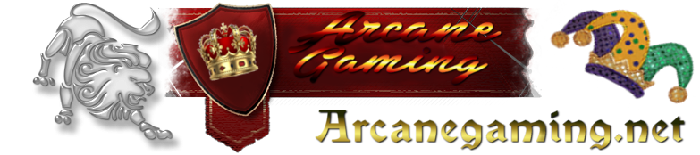 Arcane Gaming Nework