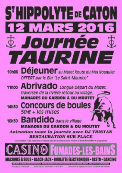 Journée taurine Saint Hippolyte de Caton Jt_mar10
