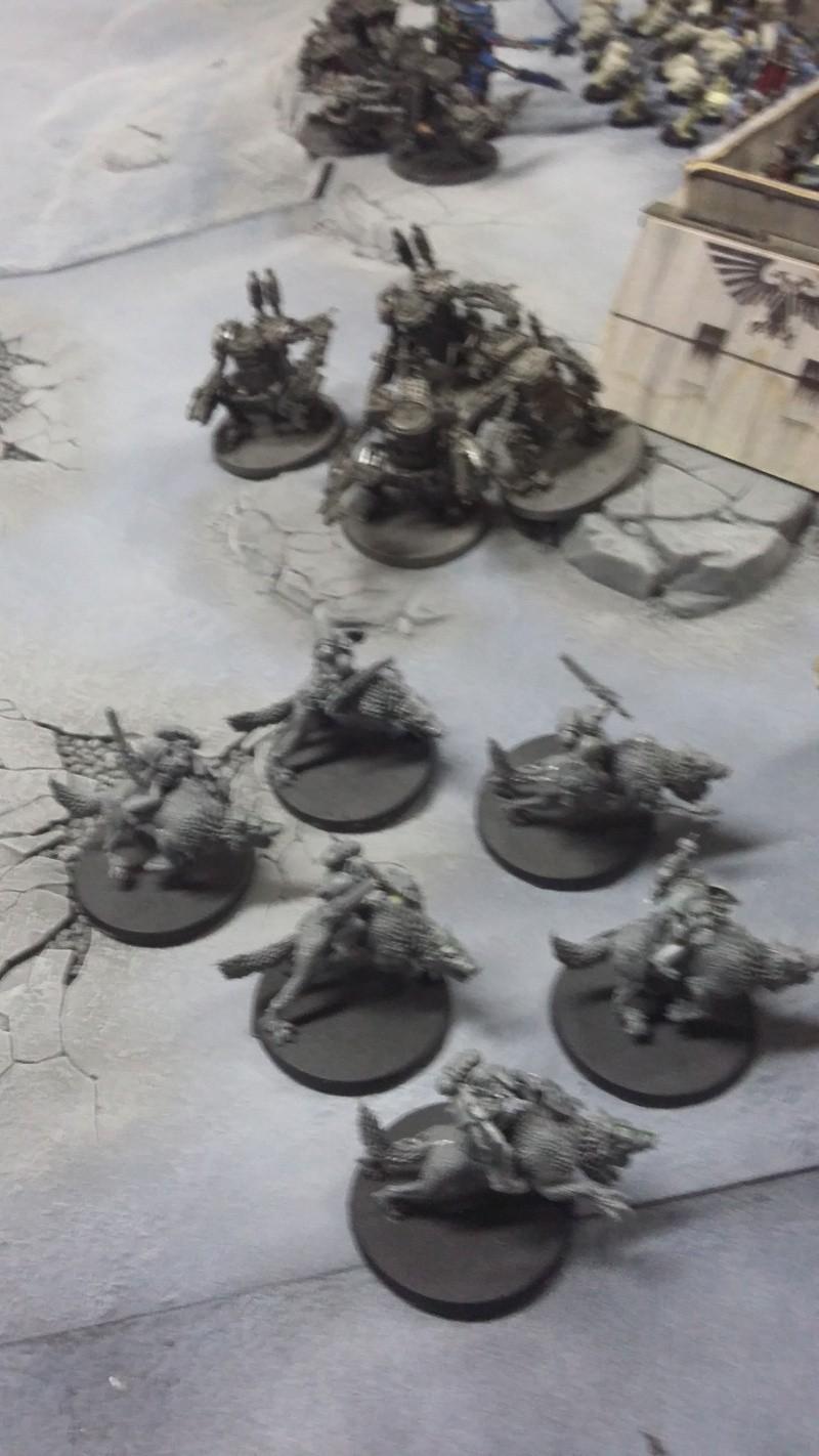 """Rapport de bataille Warhammer 40 000 du samedi 27 fevrier : scenario ORKS/SPACE WOLVES - """"Bataille pour du karbu"""" 1-les_11"""