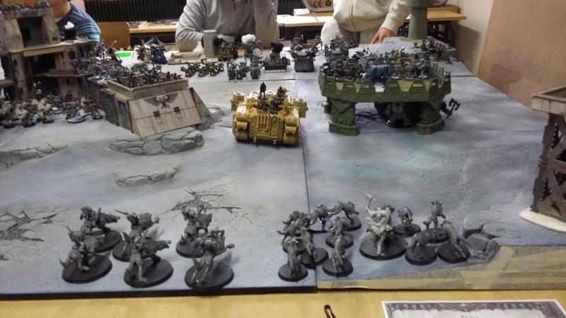 """Rapport de bataille Warhammer 40 000 du samedi 27 fevrier : scenario ORKS/SPACE WOLVES - """"Bataille pour du karbu"""" 2-les_10"""