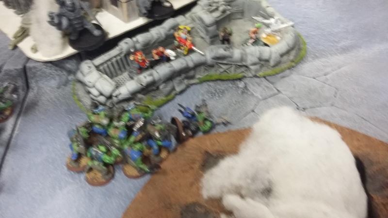 """Rapport de bataille Warhammer 40 000 du samedi 27 fevrier : scenario ORKS/SPACE WOLVES - """"Bataille pour du karbu"""" 2_les_10"""