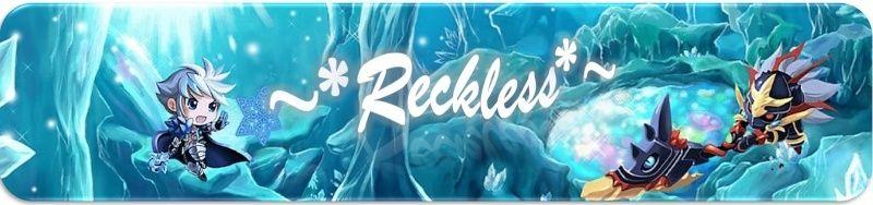 Willkommen im Forum der Familie ~*Reckless*~