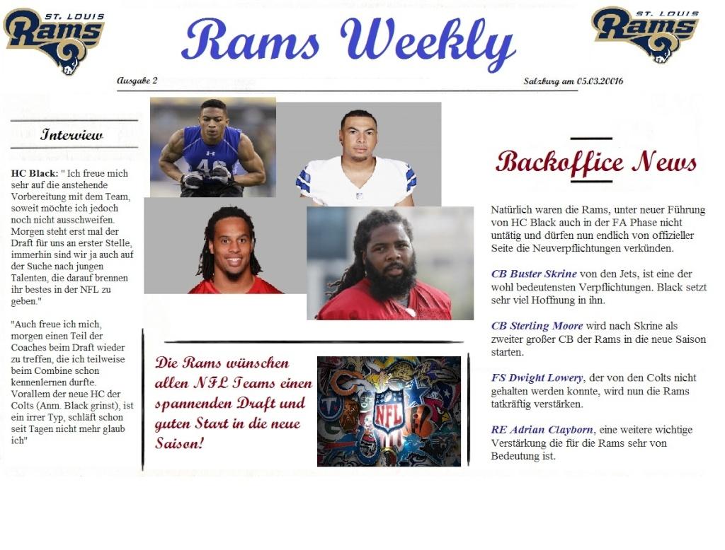 Rams Weekly Rams_w12