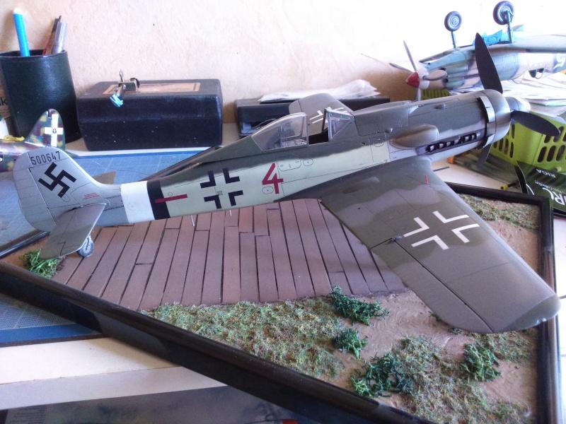 Aterrissage 190 D9 1/32 REVELL Dsc_0054