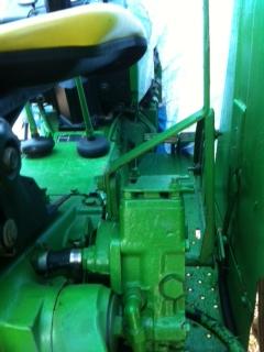 Problème hydraulique sur john deere 1020 3c0a5711