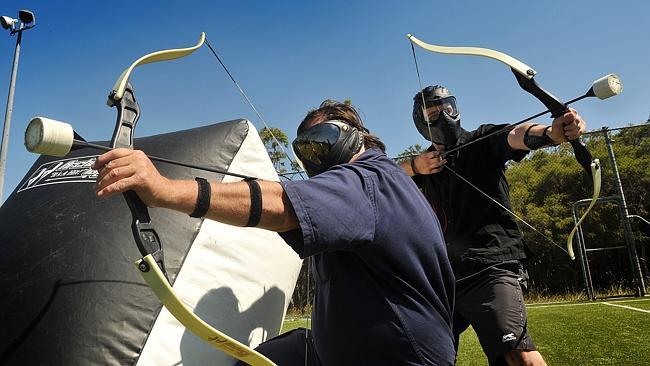 Qu'est ce que le Battle Archery ou  Archery Tag Image_10