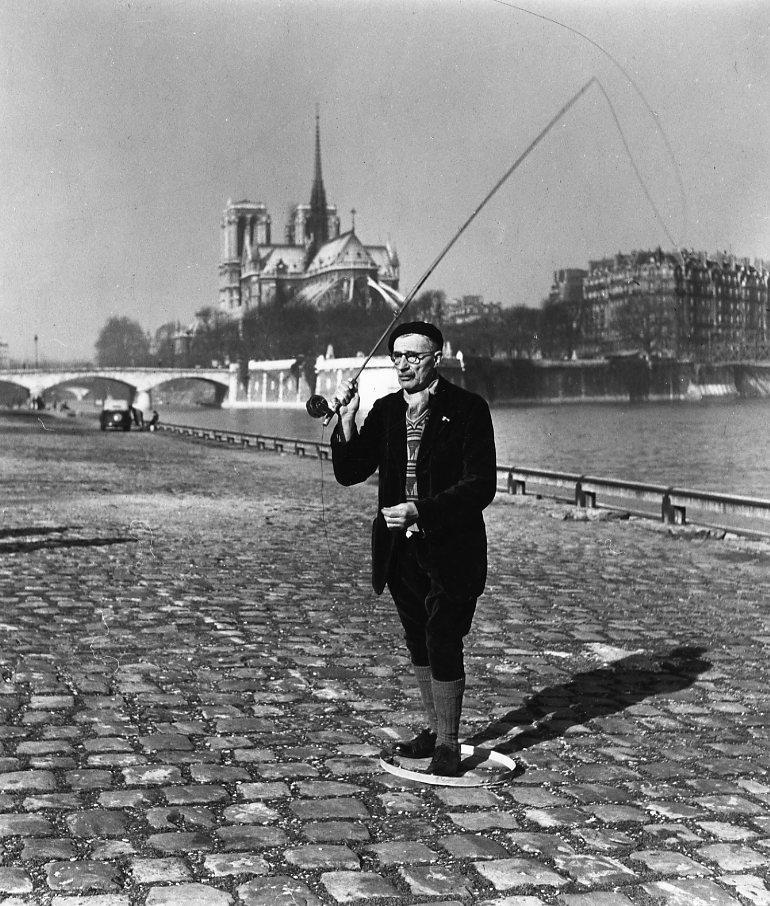 A la poursuite des images de Robert Doisneau en vue Street View 795x1310