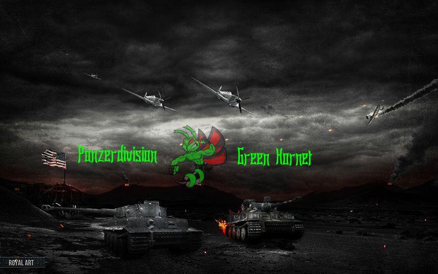 Panzerdivision Green Hornet