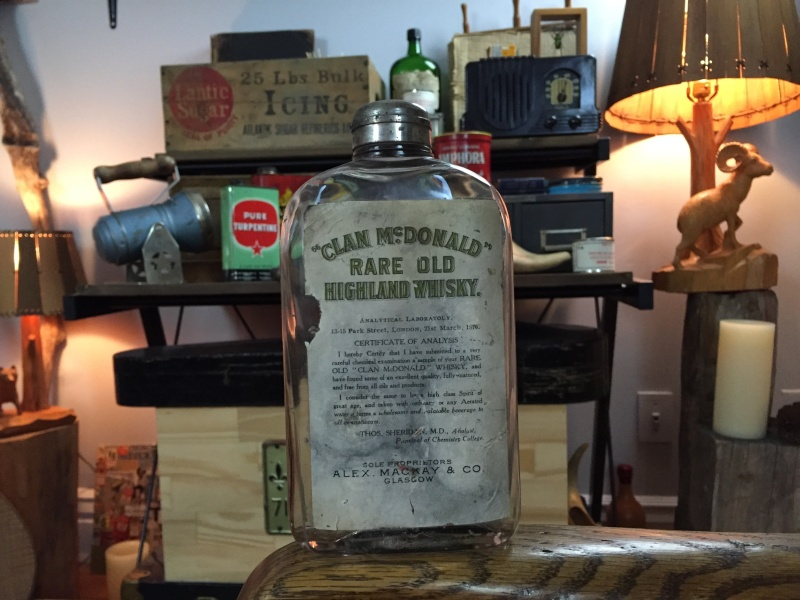 Bouteille Whisky 1876 Img_5110