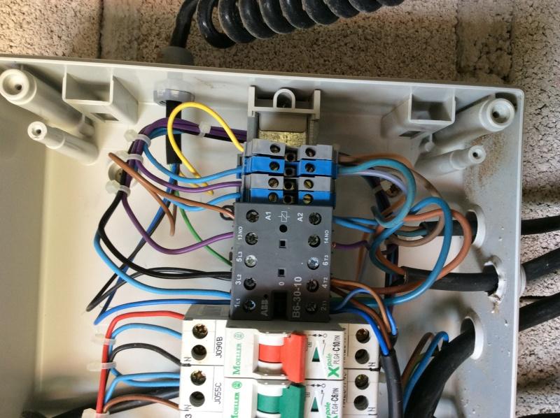 Branchement électrique PAC o'clair sur tableau Diffazur - Page 2 Image23
