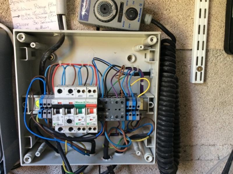Branchement électrique PAC o'clair sur tableau Diffazur Thumb_19