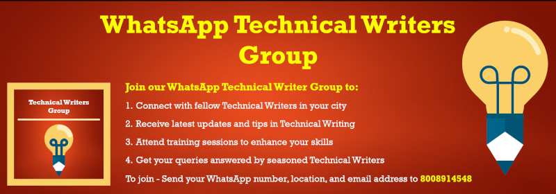 Technical Writers Forum