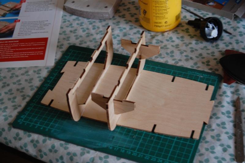 Construire le Bismarck 1/200 Hachette Bismar11