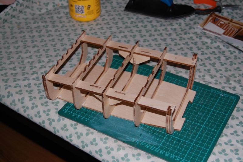 Construire le Bismarck 1/200 Hachette Bismar12