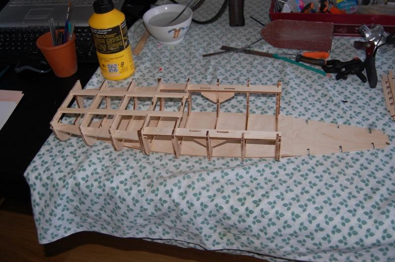 Construire le Bismarck 1/200 Hachette Bismar14