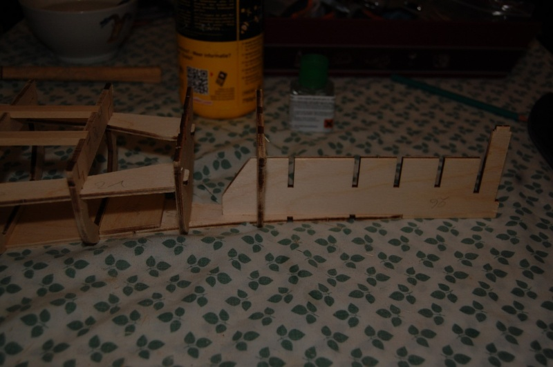 Construire le Bismarck 1/200 Hachette Bismar15
