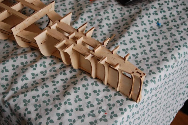 Construire le Bismarck 1/200 Hachette Bismar18