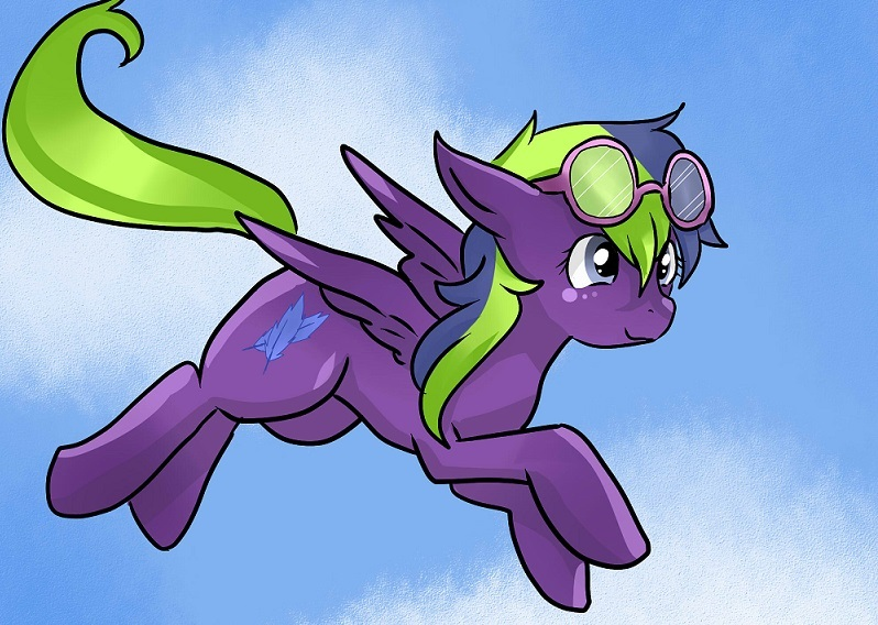 My OC that is now my offical oc. :3 Image10