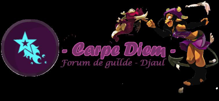 -Carpe Diem-