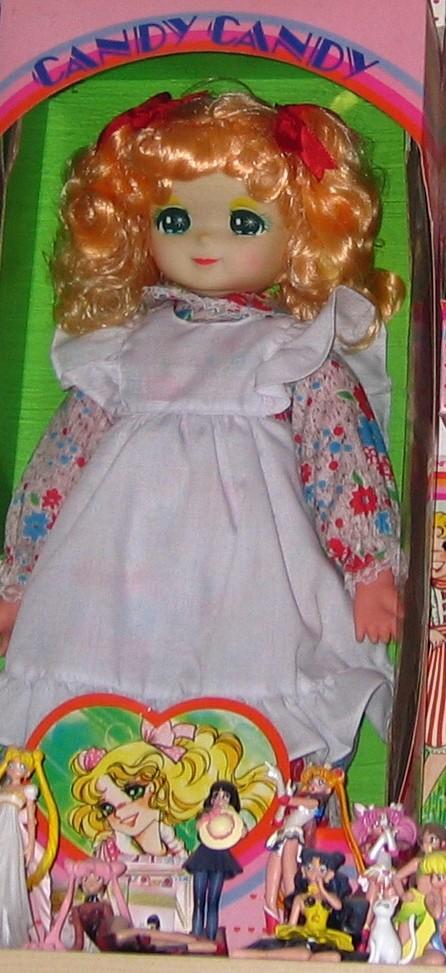 CERCO bambole CANDY CANDY POLISTIL Candyg12